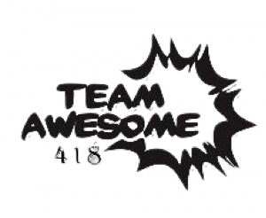 Team Awesome 418